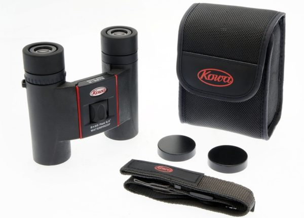 Binocolo Kowa SV 25 + Accessori